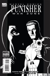 Punisher War Zone vol 2 #1 c