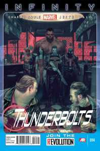 Thunderbolts vol 2 #14