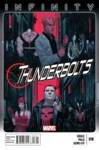 Thunderbolts vol 2 #18