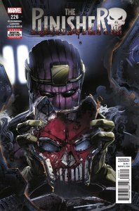 The Punisher Vol 1 #226