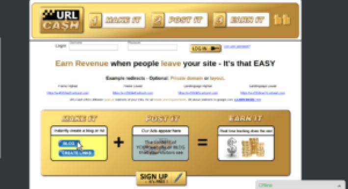 URLCash.Net