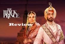 The Black Prince Movie Review