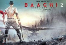 baghi 2 movie poster