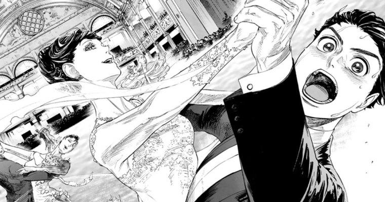 46. Welcome to the Ballroom by Takeuchi Tomo