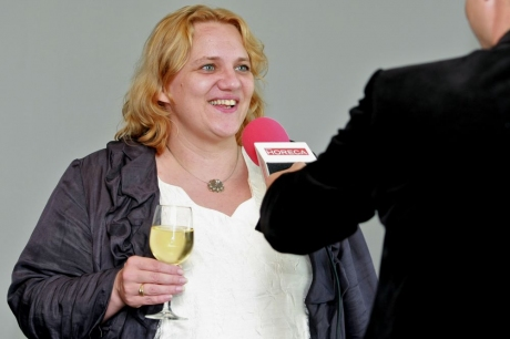 Slijterijmeisje Petra de Boevere interview met Misset Horeca Richard Kok