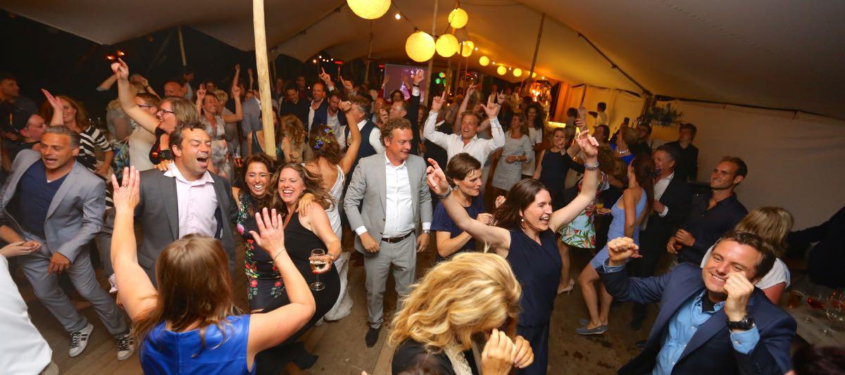 Wieringa trouwfeest party