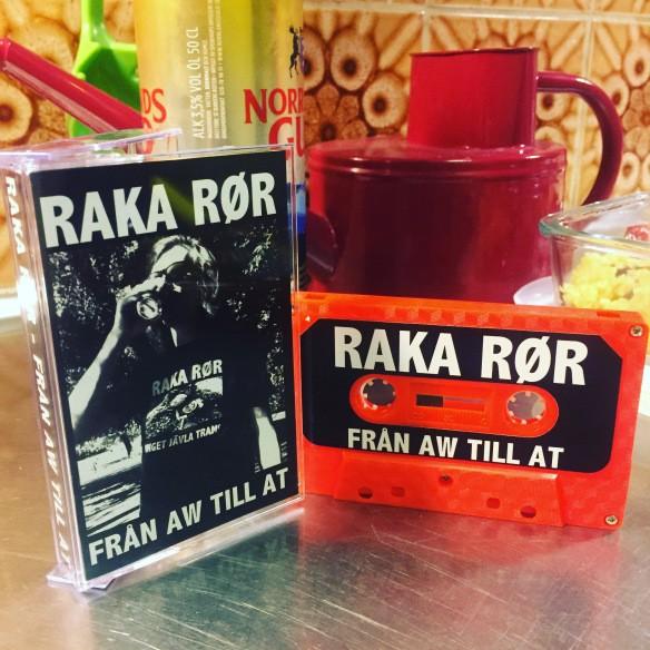 Från AW till AT (cassette)