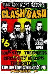 Clash Bash Poster 2014
