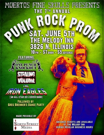 Punk rock prom PRN