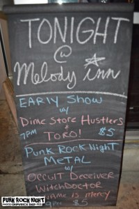 Punk Rock Night Indianapolis | 1-2-16 galley: Her Name is