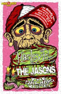 SOLD OUT Harley Poe with The Jasons, and Orchard Keepers @ The Melody Inn   Indianapolis   Indiana   United States