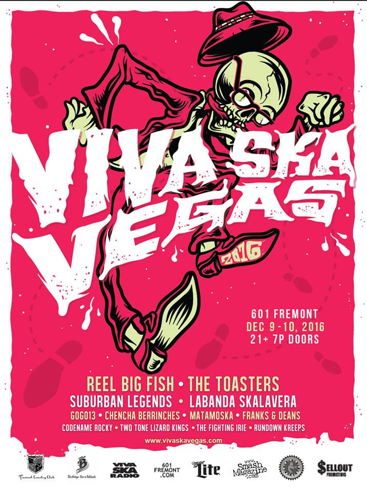 Image result for via ska vegas 2016