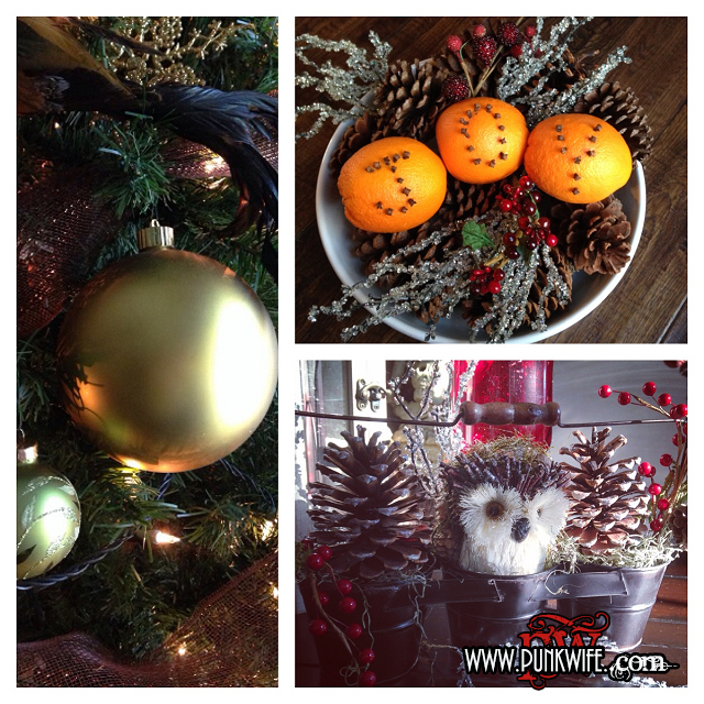 DIY holiday hacks! Pomeranders, cloves, oranges and more