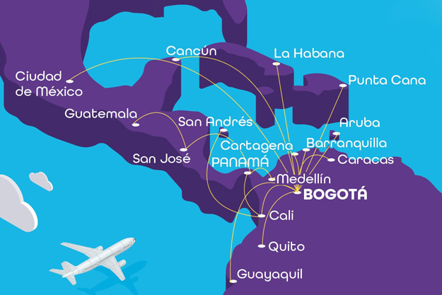 New Budget Airline To Connect Panama With Region Punta