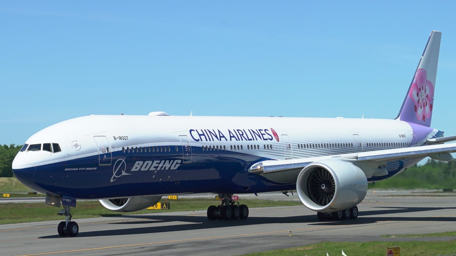 China Airlines Preparing More Flights To Panama Punta