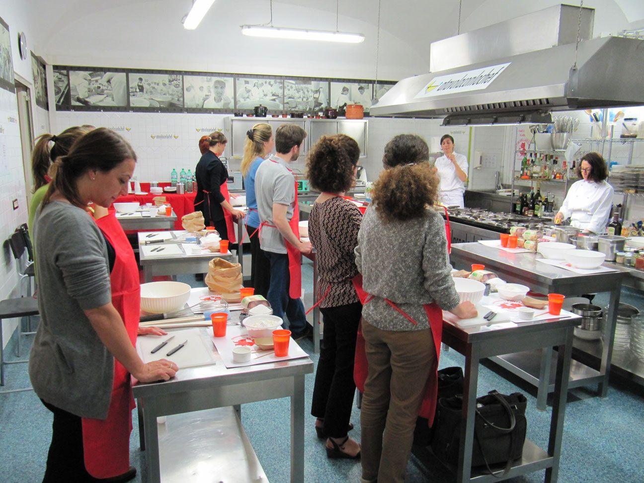 Corsi Di Cucina A Roma Puntarella Rossa