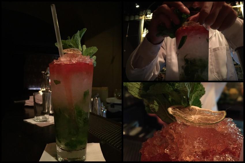 Hide Park Swizzle cocktail L'Antiquario Napoli