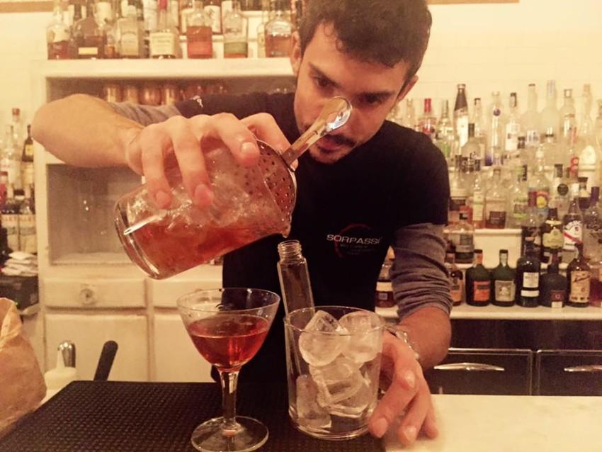 sorpasso roma bar