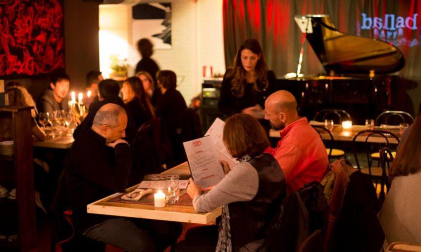 ballad cafè jazz nuove aperture roma dicembre 2016