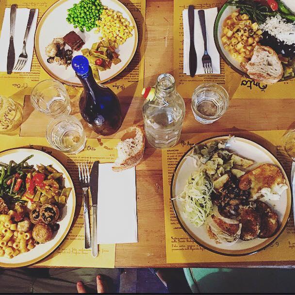 orto roma migliori locali vegani e vegetariani