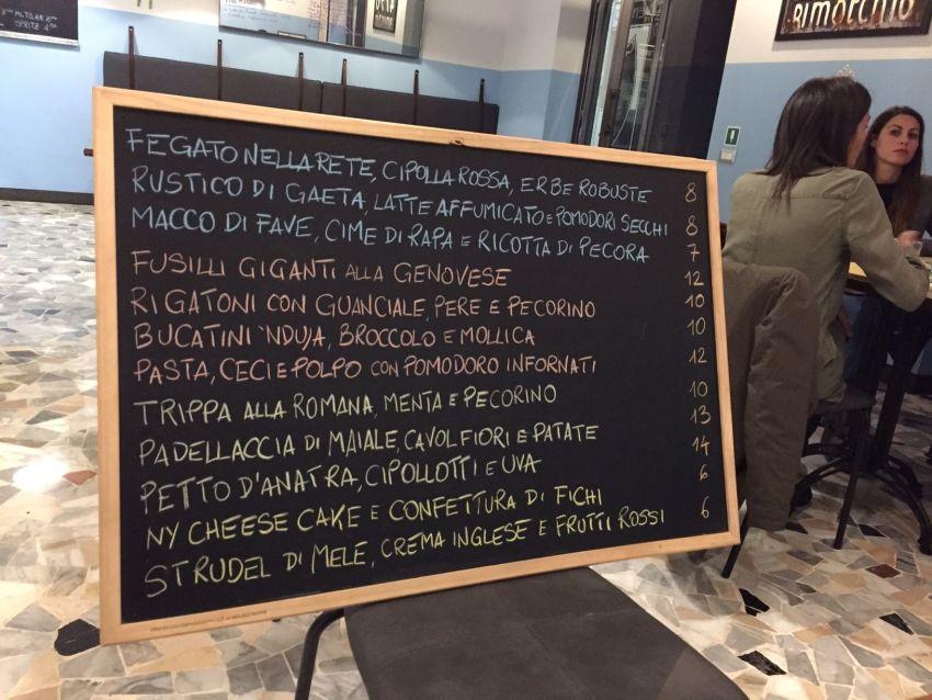 menabò vini e cucina roma menu e prezzi