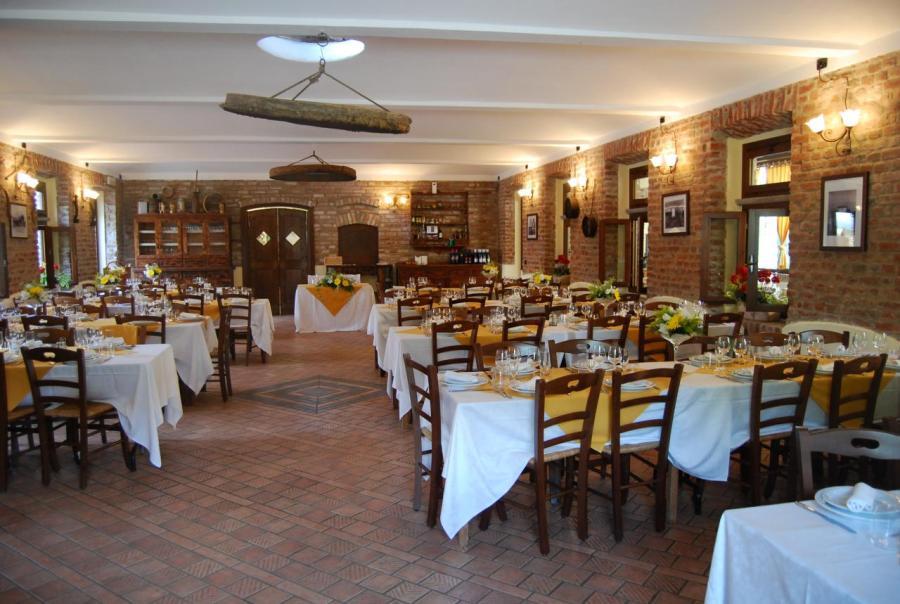 Cascina Selva ristorante