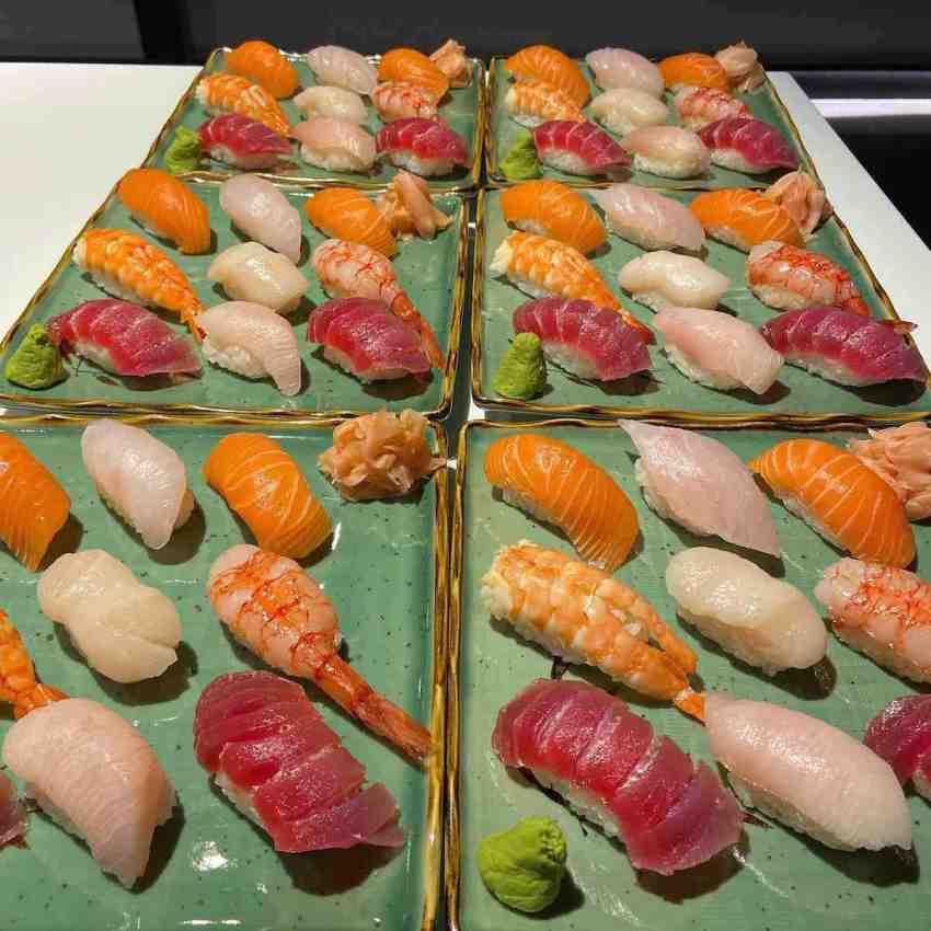 Kiko Sushi Bar Roma