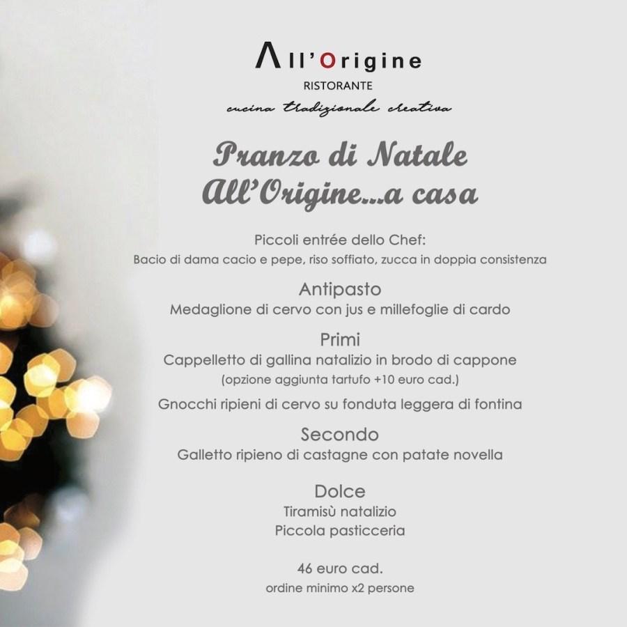 Menu Di Natale Tradizionale Veneto.Pranzo Di Natale 2020 A Milano I Menu Dei Ristoranti In Delivery