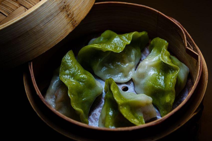 Bao Bao Dumpling Roma_Raviolo di Verdure