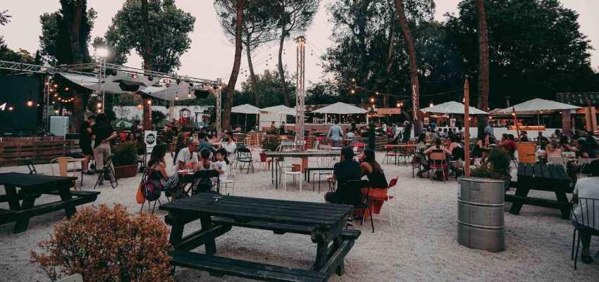 Parco Appio a Roma