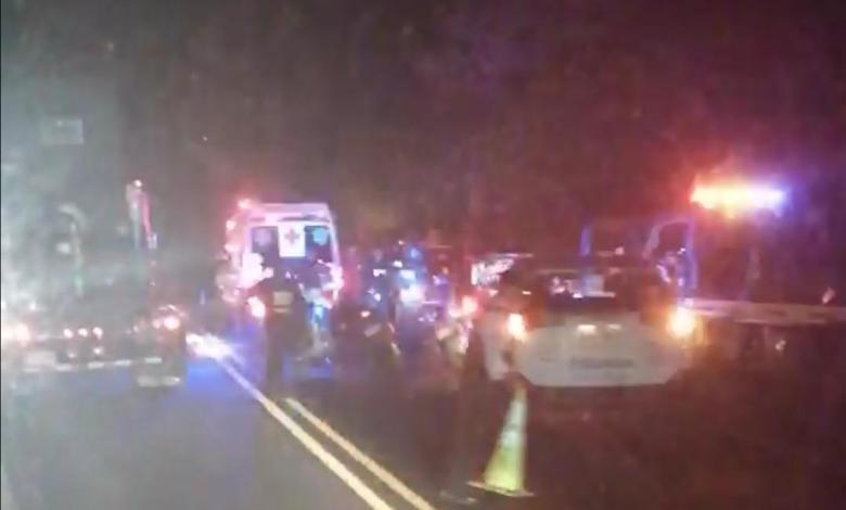 Photo of Fallece policía en accidente de tránsito