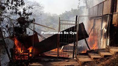 Photo of Fuego consume vivienda en Esparza