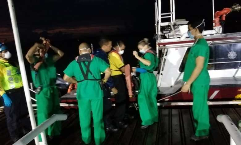 Photo of CCSS realizó primer traslado por mar y tierra de paciente Covid-19 desde Paquera
