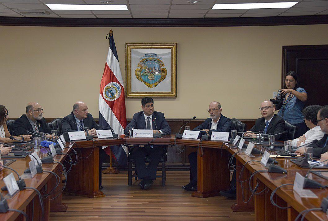 Photo of Puntarenas tendrá presencia en Casa Presidencial para dialogar sobre temas importantes