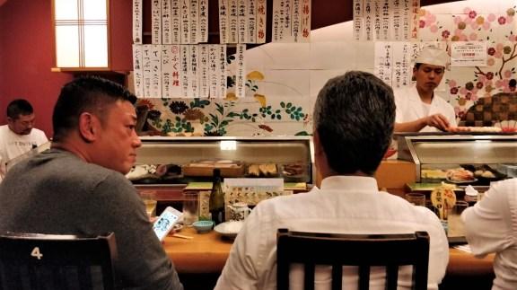 Ristorante Den Shichi a Kyoto