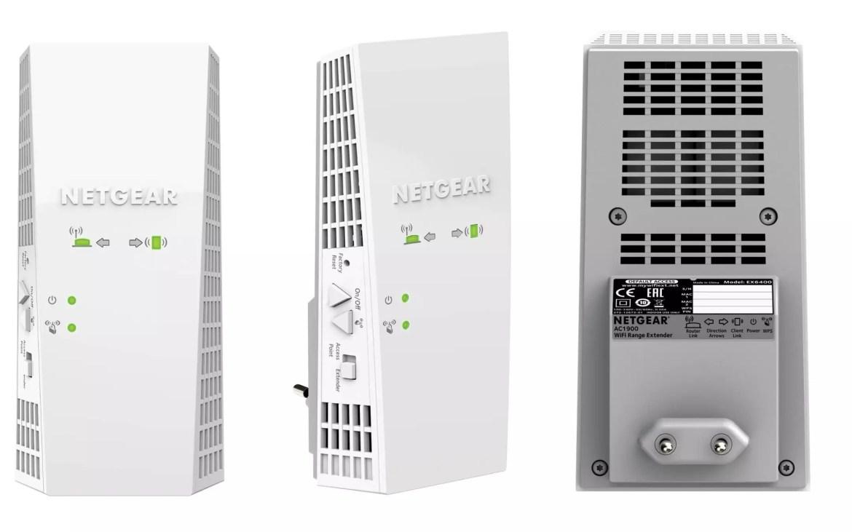 Netgear EX6420 AC1900 - 2