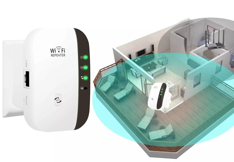 Ripetitore Wi-Fi BeWlaner - 2