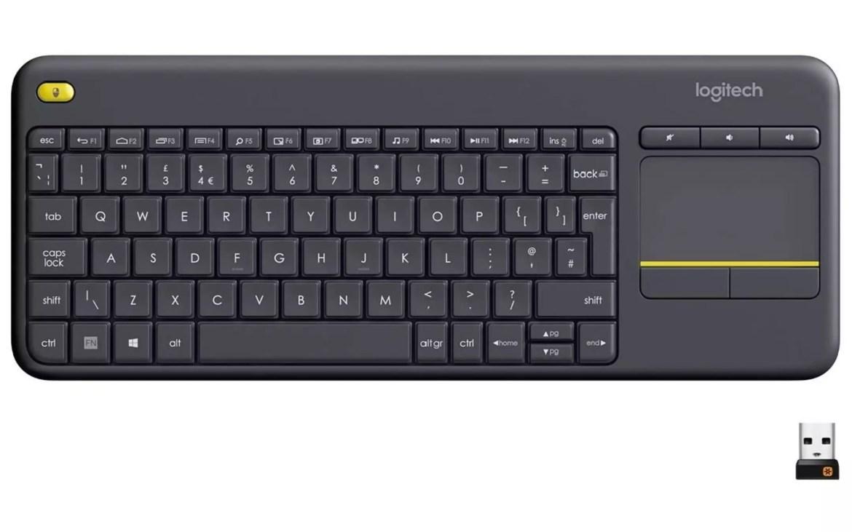 Tastiera Logitech K400 Plus - 1