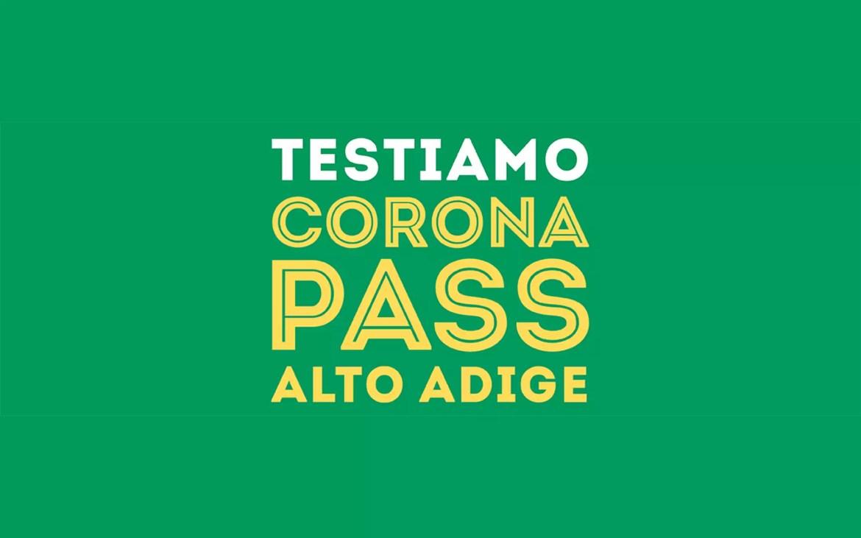 CoronaPass Alto Adige