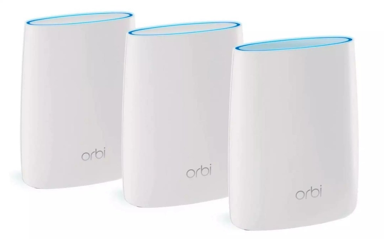 Kit Wi-Fi Mesh Netgear Orbi RBK53 - 2