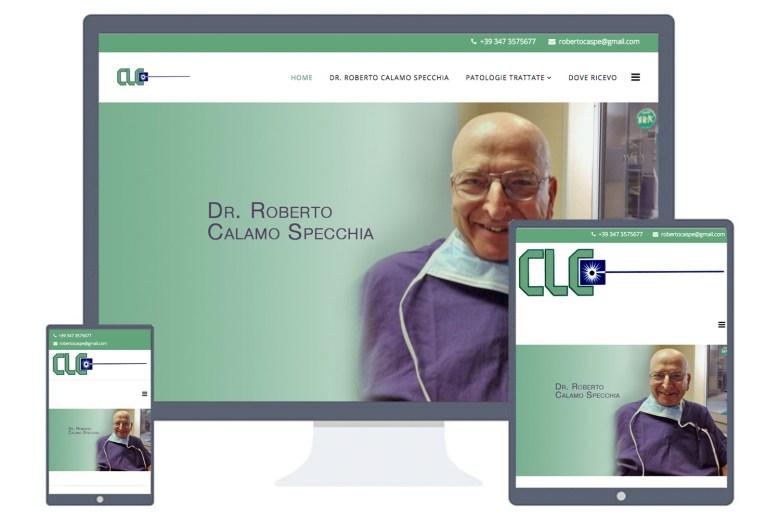 Dr. Roberto Calamo Specchia