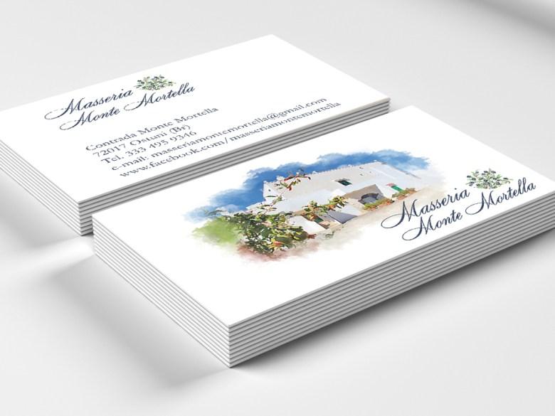 Progettazione e stampa biglietto da visita