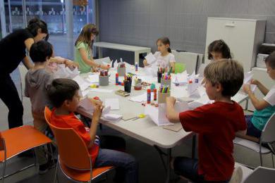Laboratorio para niños
