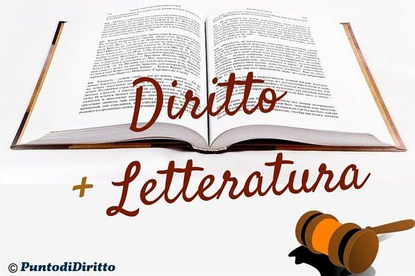 Diritto + Letteratura