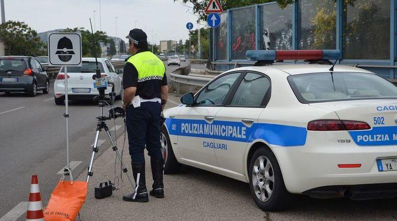 Autovelox polizia municipale