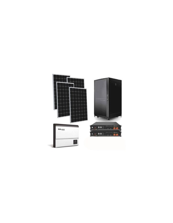 Solar House Kit 4.2kW Inverter 5000W System with 4.8kW ...