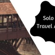 mini guida di bassano del grappa vista ponte vecchio e scritta solo per travel addicted