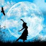 Le nostre favole: La ballerina della luna