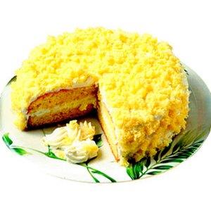 Consegna a domicilio torta mimosa online