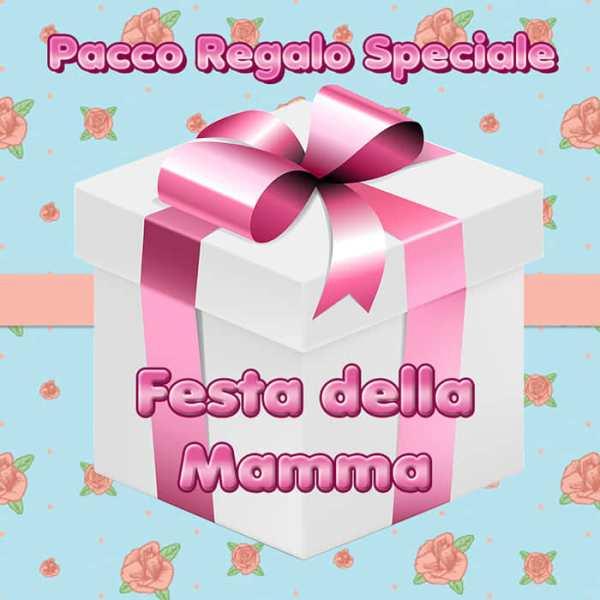 Pacco Regalo per la Festa della Mamma